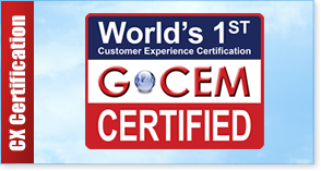 Customer Experience Certification | The World's 1st CX